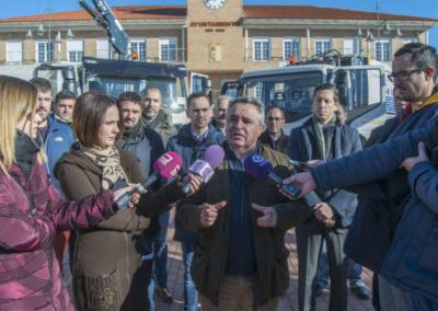 Gestión integral del servicio de comunicación de las Mancomunidades 'Vega del Henares' y 'Aguas del Sorbe'