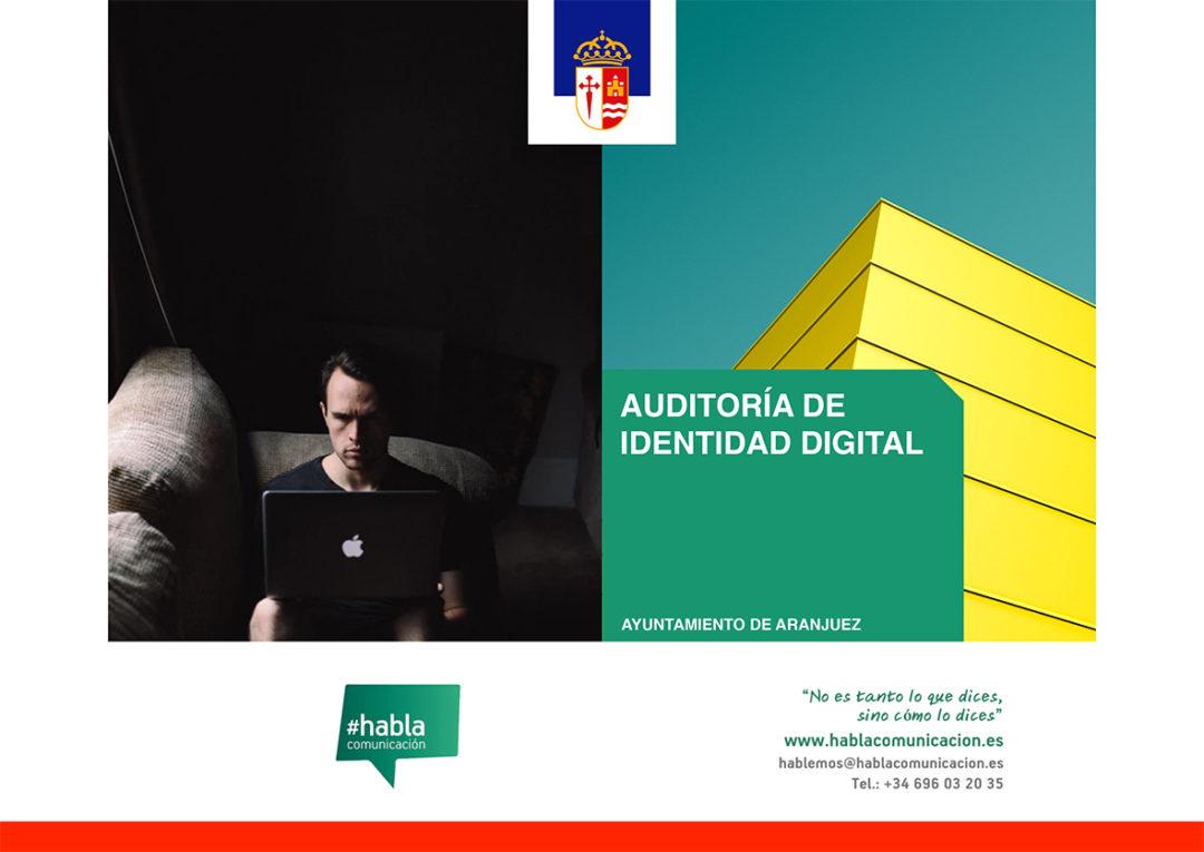 El Ayuntamiento de Aranjuez apuesta por Habla Comunicación y RedLines para realizar una auditoría de su participación ciudadana