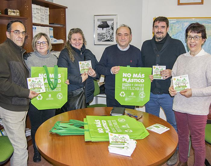 Habla Comunicación elabora la nueva campaña de medio ambiente del Ayto. de Marchamalo