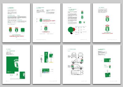 Habla Comunicación diseña la nueva identidad corporativa del Ayuntamiento de Cabanillas y su Manual de Identidad Gráfica
