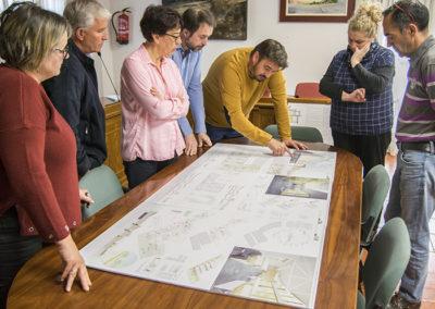 'Marchamalo Decide' acoge la votación popular para decidir el diseño de la futura Biblioteca Municipal de Marchamalo
