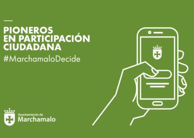 Habla Comunicación asesora al Ayuntamiento de Marchamalo en su segundo proceso de Presupuestos Participativos